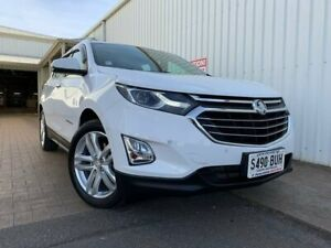 2018 Holden Equinox EQ MY18 LTZ FWD White 9 Speed Sports Automatic Wagon Port Adelaide Port Adelaide Area Preview