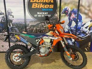 2021 KTM 350 EXC-F Six Days Mackay Mackay City Preview