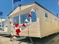 Cheap static caravan for sale, Sited in Essex , family fun park on the seaside