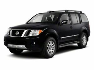 2012 Nissan Pathfinder Silver Edition 4W GROUPE ELECTRIQUE COMPL