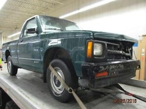Parts for 1982-91 Chevy s10