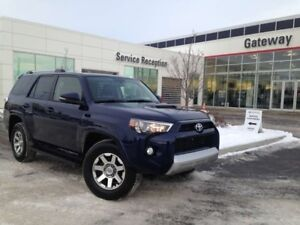 2015 Toyota 4Runner Trail 5-Pass, Leather, Heated Seats, Sliding