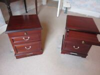 Stag bedside cabinets [2]