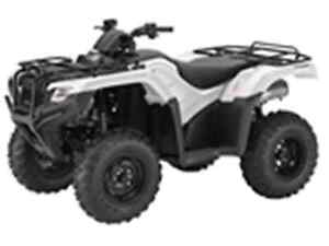 2016 Honda Rancher DCT IRS EPS 1.9% Save $1500 Comm/Farm $7175!