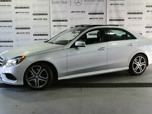 2014 Mercedes-Benz E-Class BlueTEC 4MATIC Sedan