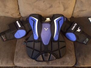 Vaughn Youth Goalie Chest Protector M/L
