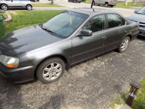 2002 Acura TL Sedan AS-IS needs transmission work