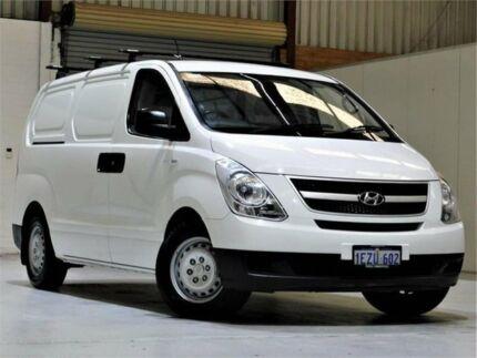2011 Hyundai iLOAD TQ-V MY11 White 5 Speed Manual Van Yangebup Cockburn Area Preview