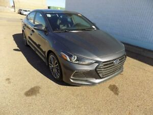 2018 Hyundai Elantra 1.6T Sport -- 201 HP Turbo/Leather/Back Up