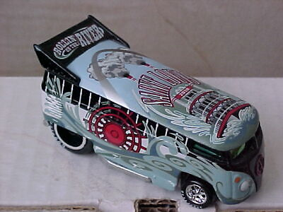 Hot Wheels Liberty Promotions St Louis HW Nationals 2011 VW Drag Bus 1 of 400