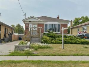 Beautiful Well Kept All Brick Bungalow Located In Prime Location