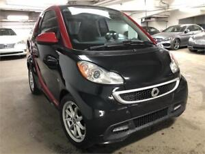 2015 smart fortwo electric drive Passion GARANTIE