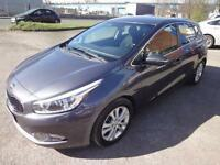 LHD 2012 Kia Ceed.1.4GRDi Diesel 5Door SPANISH REGISTERED