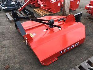 Titan 6' Rotary Cutter - Last 2016 Model
