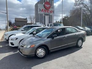 2008 Honda Civic Sdn DX-G ~ Certified ~ Automatic ~ 170km
