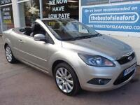 Ford Focus CC 2.0 convertible 2011 MY CC-3 1 former keeper p/x swap