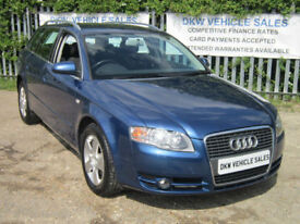 AUDI A4 2.0T SE ESTATE 2005 (05) 122K FSH 11 X SERVICES / CLIMATE A/C / ALLOYS!!