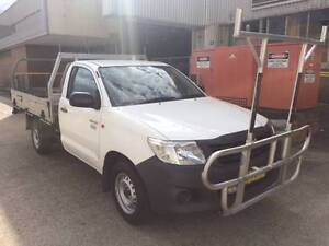 2012 Toyota Hilux Ute Milperra Bankstown Area Preview