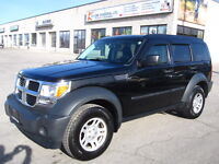 RARE 6 SPEED MANUAL!!!! NO RUST AT ALL !  2007 DODGE NITRO London Ontario Preview