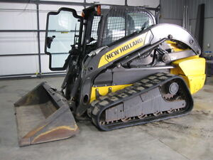 2013 NEW HOLLAND C238 463 hrs 90 hp Skid Steer
