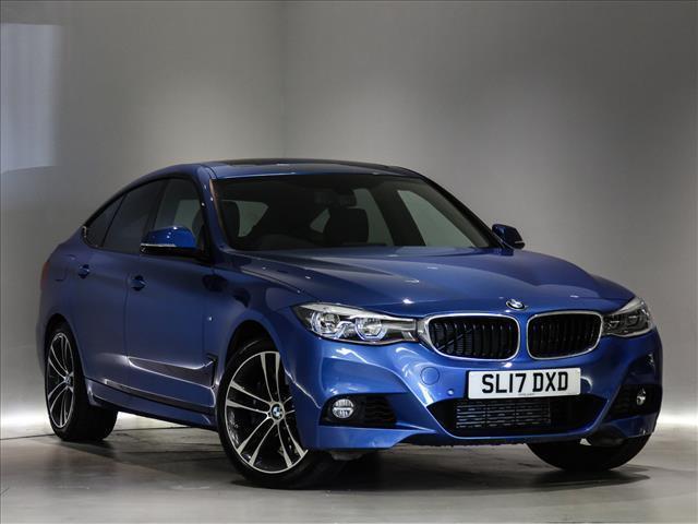 2017 BMW 3 SERIES GRAN TURISMO DIE