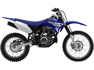 2016 Yamaha TT-R125L