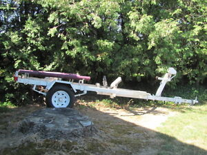 14 ft boat trailer 12 in wheels