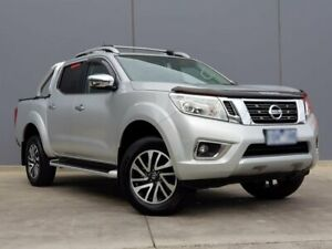 2018 Nissan Navara D23 S3 ST-X Silver 6 Speed Manual Utility Berwick Casey Area Preview