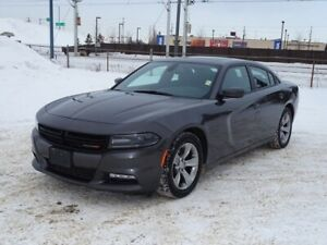 2015 Dodge Charger SXT Accident Free,  Heated Seats,  Sunroof,