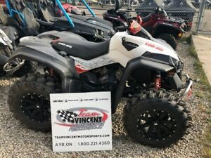 2017 Can-Am Renegade® X® xc 850