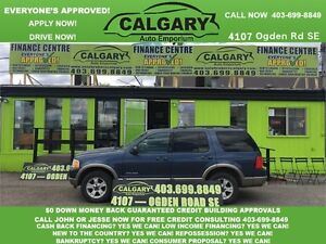 *AFFORDABLE* 2004 FORD EXPLORER EDDIE BAUER FULLY LOADED 4X4