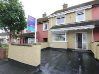 3 bedroom house to let fabulous condition