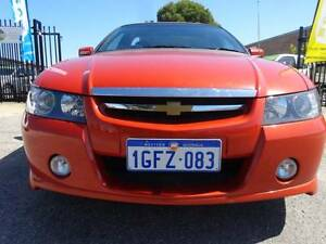 2006 Holden VZ SS LS2 Manual Commodore LOW KMS Ute Wangara Wanneroo Area Preview