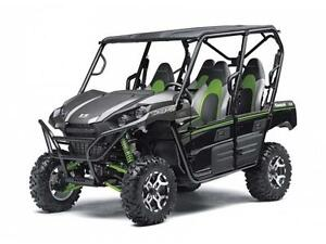 2016 KAWASAKI SIDE BY SIDE REMAINING IN STOCK