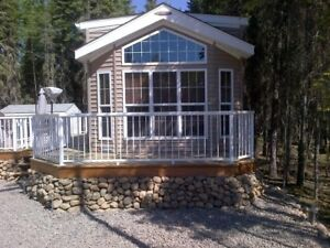 REDUCED. Candle Lake Golf Course Park Model Trailer.