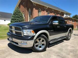 2010 Dodge Ram 1500 Laramie - LEATHER + BACKUP CAM + CERTIFIED