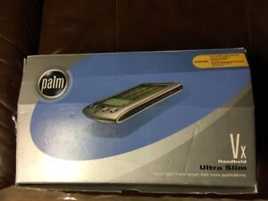 Brand New Palm Pilot with SmartPad2 - new in the box !!