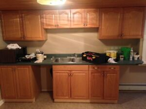 Large 2 Bedroom basement apt in Middleyon - $800 all inclusive