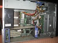TWO IBM eServers for sale - full working condition with Windows Server operating system