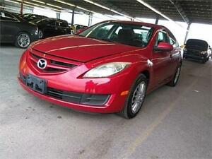 2009 MAZDA 6 *AUTOMATIC, 4 CYLINDER, PRICED TO SELL!!!*
