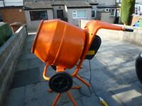 Belle 110volt mixer and stand