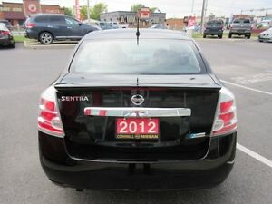 2012 NISSAN SENTRA 2.0 VALUE OPTION PKG W/PWR GROUP 3.9% 72 MONT Cornwall Ontario image 5