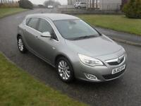 Vauxhall/Opel Astra 2.0CDTi 16v ( 160ps ) 2011MY Elite MOT 7/4/17 FSH 79780Mls