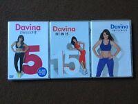 Davina itness dvds