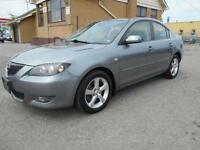 2006 MAZDA Mazda3 GT Automatic Certified & E-Tested ONLY 79,000K