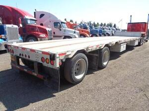 2001 LODE KING 48'FT ALUMINUM COMBO TRAILER, CHANEGABLE SPREAD Kitchener / Waterloo Kitchener Area image 6