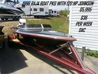 GET READY FOR SUMMER AT RAE'S WITH AWESOME DEALS ON USED BOATS