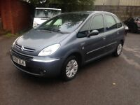 CITROEN PICASSO 1.8 MPV - NEW M.O.T - VERY CHEAP CAR, DRIVES REALLY WELL