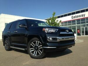 2015 Toyota 4Runner Limited 7 Pass - Leather, Heated & Ventilate