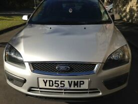 2005 55 Ford Focus 1.6 Tdci 5 Door Hatchback 12 Months Mot Ready To Go Drive's Really Nice PX